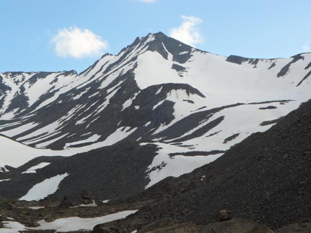 пик Николая Бондарчука (3403 м)