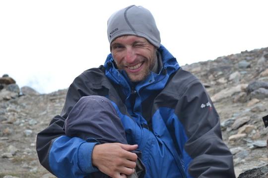 Стас Четверик, 25 лет, самый молодой участник команды.