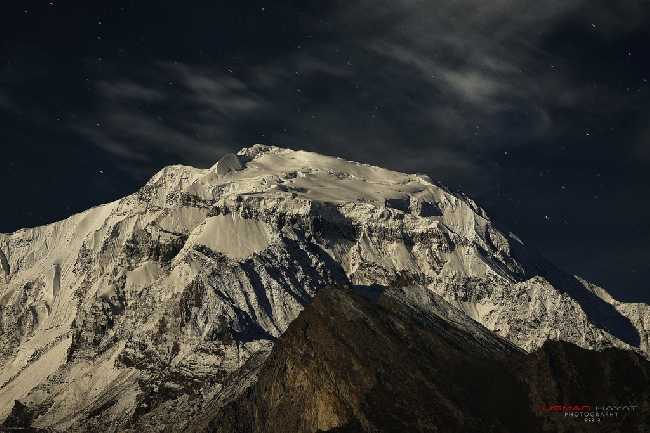 пик Диран (Diran Peak, 7266 м, Пакистан)