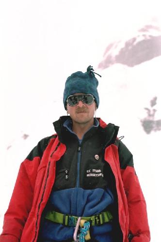 Глеб Соколов. 1998 год