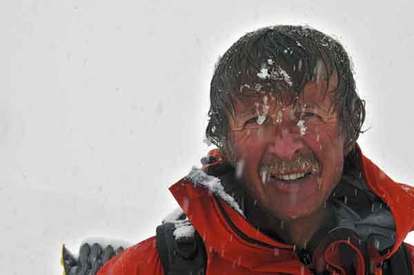 Глеб Соколов. пик Победы (7439 м). 2013 год