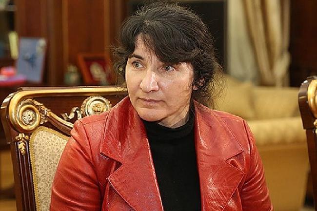 Лейла Султановна АЛБОГАЧИЕВА