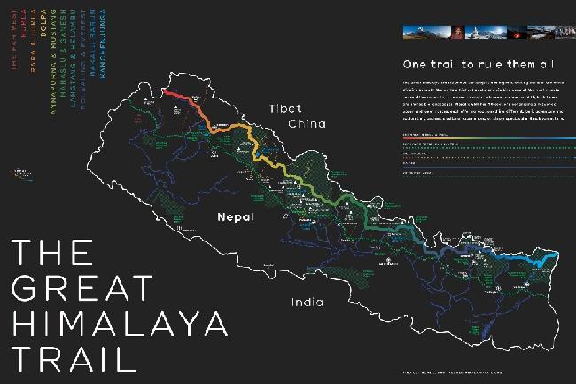 Большой Гималайский Трек (Great Himalaya Trail)