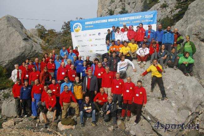 Чемпионат мира по альпинизму в скальном классе 2013. Фото Дмитрия Киселева