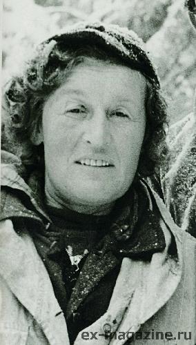 Мария Потапова, 60-е годы