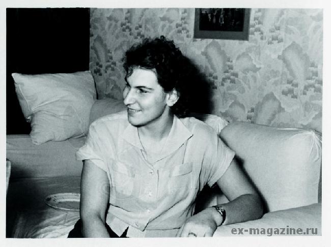 Эльга Буданова, 50-е годы