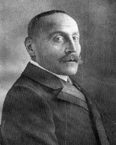 Готфрид Мерцбахер (Gottfried Merzbacher)