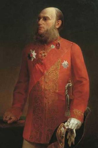 Петр Петрович Семенов-Тянь-Шанский.
