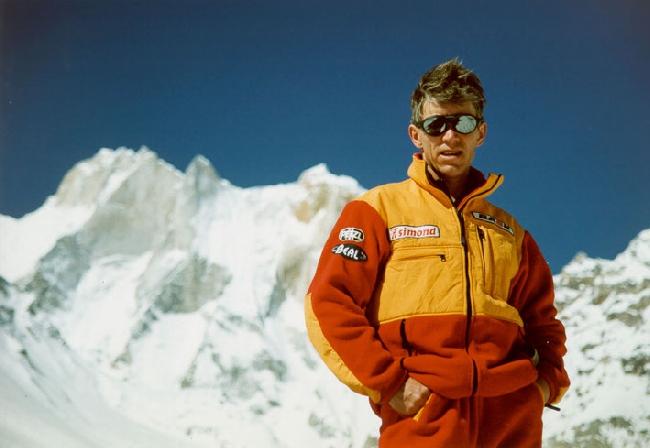 Валерий Бабанов в Индийских Гималаях