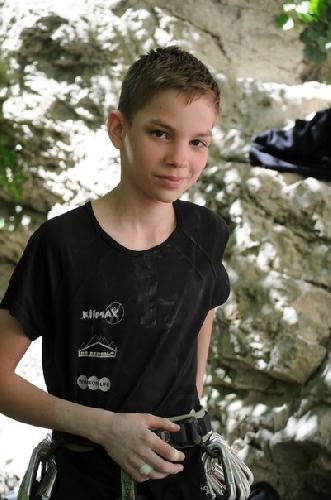 Ткачук Михаил (13 лет, г.Украинка)