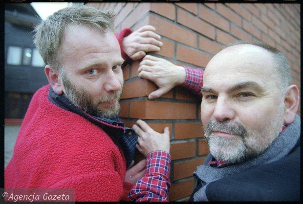 Артур Хайзер (Artur Hajzer) и Януш Майер (Janusz Majer)