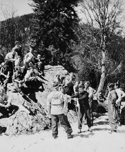 На Кавказе до войны