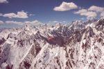 Горы Пакистана с высоты птичьего полета. +ВИДЕО