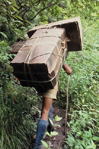 Женская экспедиция 1978 года на Аннапурну. Треккинг в Базовый лагерь