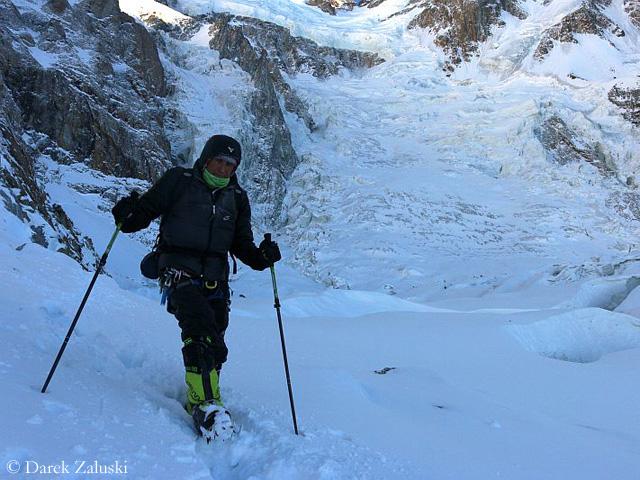 Ральф Дуймовиц (Ralf Dujmovits) в зимней экспедиции на Нангапарбат. январь 2014 года