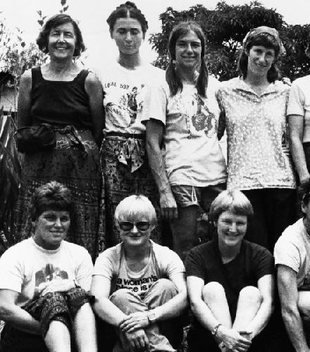 женская экспедиция на Аннапурну. 1978 год