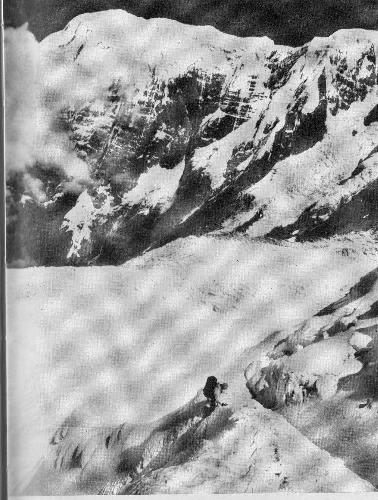 Женская экспедиция 1978 года на Аннапурну. Восхождение по Голландскому маршруту.