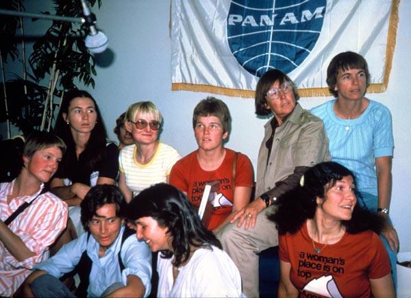 женская экспедиция на Аннапурну. 1978 год. Катманду
