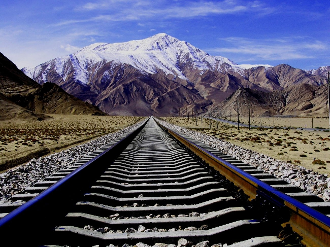Цинхай-Тибетская железная дорога