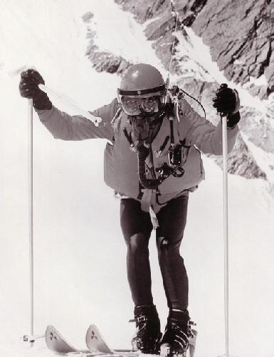 Юичиро Миура (Yuichiro Miura) на Эвересте, 1970 год