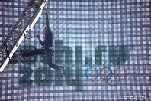 Олимпийские Игры в Сочи: