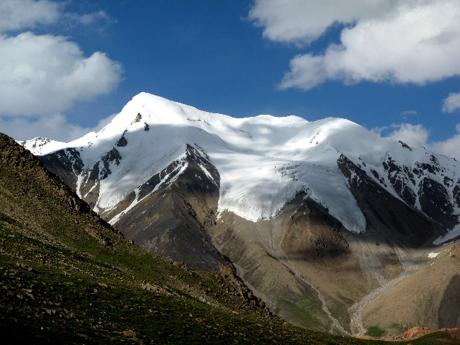 Минглиг Шар (Minglig Sar peak)