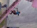 Олимпийская сосулька в Сочи