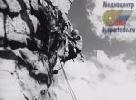 Кинохроника советского альпинизма: Как правильно передвигаться по скалам в горах