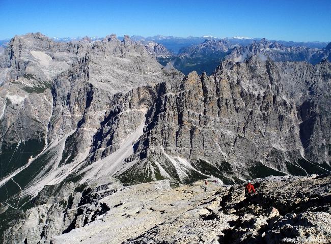 Dolomiti Settentrionali (Северные Доломиты):  Marmarole и Sorapiss