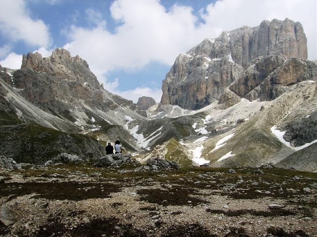 Catinaccio d'Antermoia 3002 м