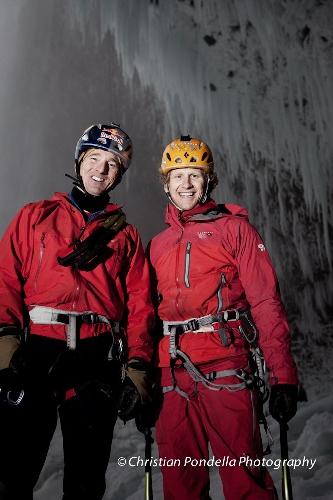 Британские альпинисты: Уилл Гадд и Тим Эмметт