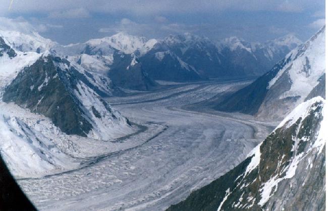 Ледник Южный Иныльчек