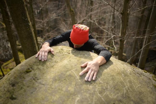Скалы Довбуша. Боулдеринговый марафон (+ФОТО)