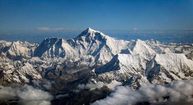 Эверест - высочайшая вершина мира