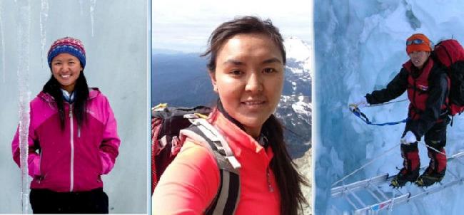 Йангзум Дава Шерпа (Dawa Yangzum Sherpa), Лхаму Пасанг Шерпа (Pasang Lhamu Sherpa), Майя Шерпа (Maya Sherpa)