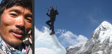 Ведущий непальский альпинист Ankaji Sherpa, отец шестерых детей, погиб в лавине 18 апреля на Эвересте