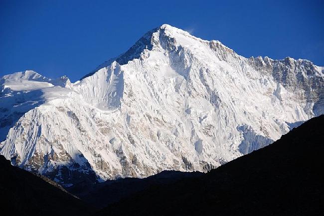 Чо-Ойю (Cho Oyu) - 8201 м, шестой по высоте восьмитысячник мира