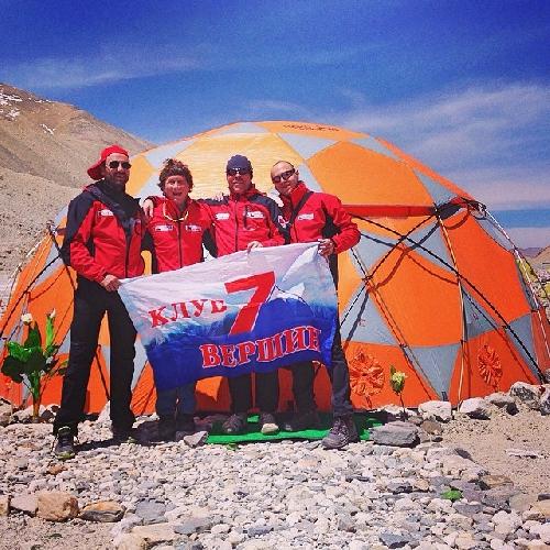 Эверест от Дениса Абуева