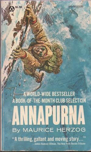 Аннапурна, первый восьмитысячник