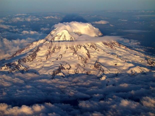 гора Рейнир (Mount Rainier)