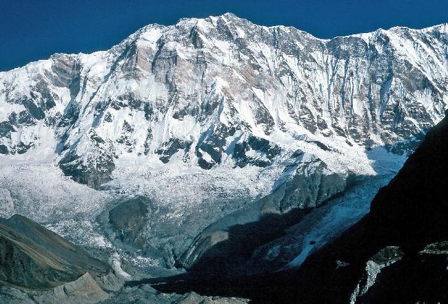 Аннапурна I (Annapurna I, 8091 м), Южная стена