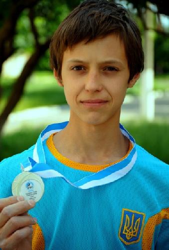 Самойлов Федор - серебрянный призер Чемпионата Европы 2014 года