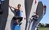 Чемпионат Украины по боулдерингу в Каменце-Подольском. Видео с женской квалификации