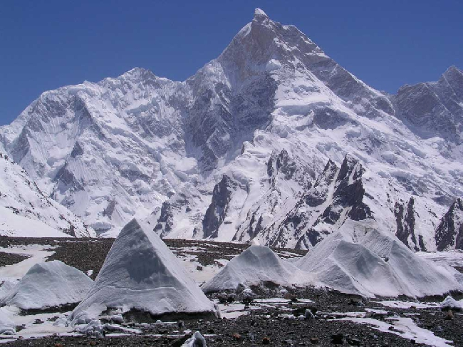 Машербрум (Masherbrum, 7821 м)