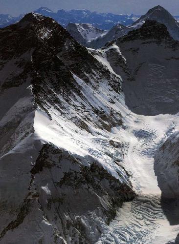 Эверест, Юго-Западная стена