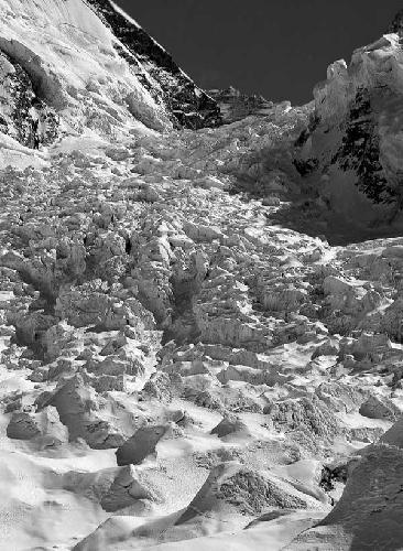 Эверест ледопад Кхумбу
