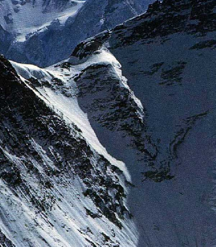 Женевское ребро на Эвересте