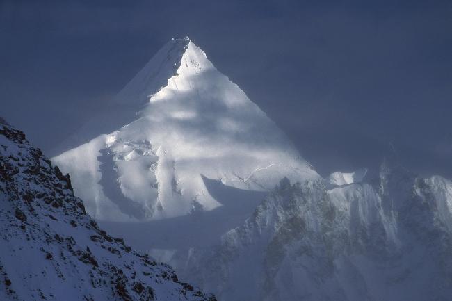K2 (Чогори) - одна из самых опасных вершин в мире