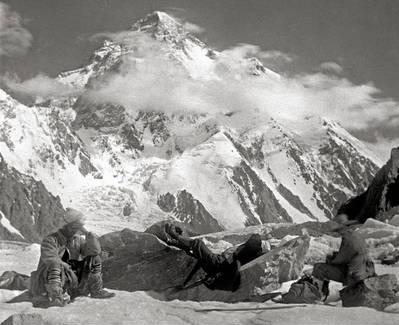 Єкспедиція 1902 року біля К2