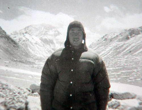 Ся Бо Ю (Xia Boyu / 夏伯渝). 1975 год. перед восхождением на Эверест